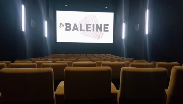 Ciné/bistro La Baleine